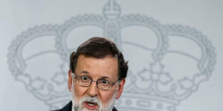 La Catalogne sous tutelle si Puidgdemont tente de diriger depuis Bruxelles