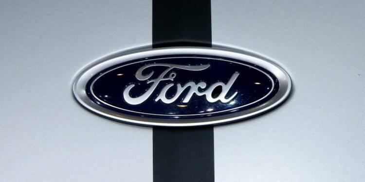 Ford veut investir 11 milliards de dollars dans les véhicules électriques