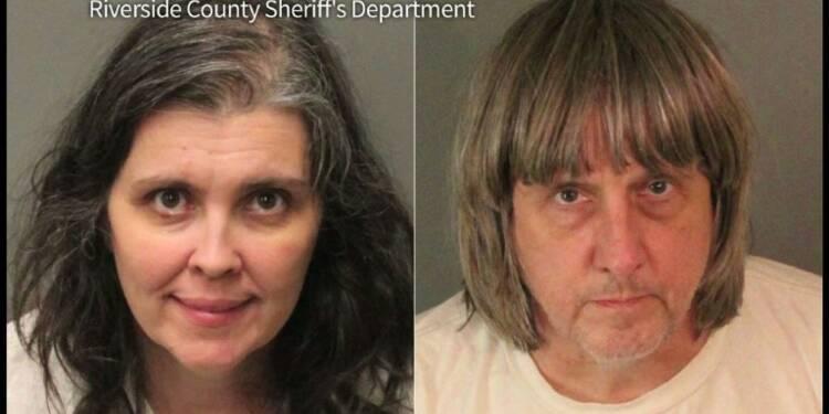 Californie: 13 frères et soeurs retrouvés enchaînés et affamés
