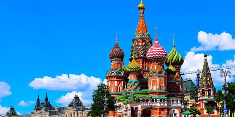 Croissance : la Russie reprend des couleurs grâce au pétrole