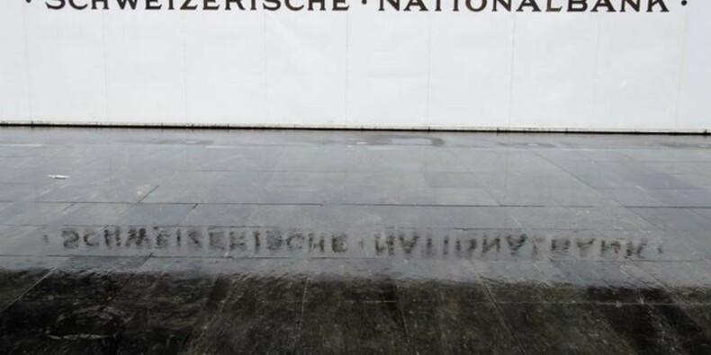 La Banque nationale suisse estime nécessaire le maintien de taux d'intérêt négatifs