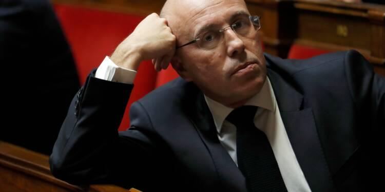 Eric Ciotti élu à la questure de l'Assemblée nationale