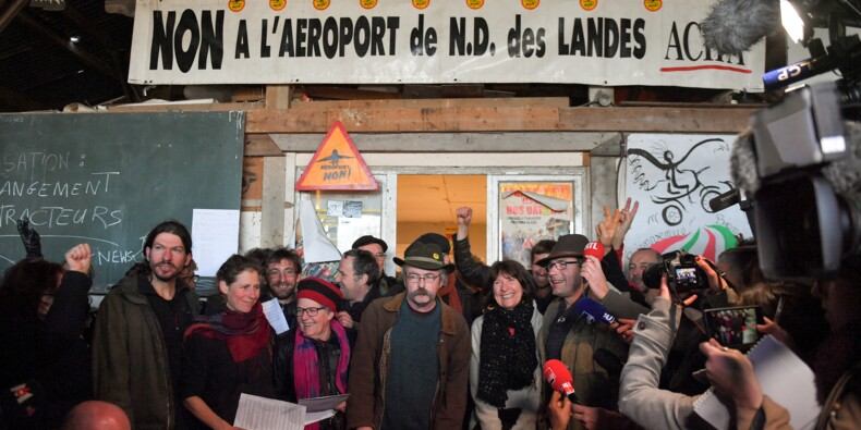 Abandon de Notre-Dame-des-Landes:  quel coût pour le contribuable ?