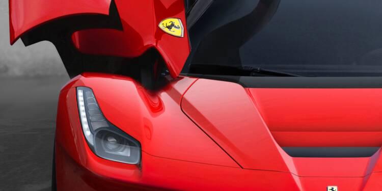Ferrari va bel et bien lancer un SUV!