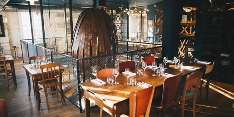 L'Octopus à Nantes, une brasserie haut de gamme dans un décor à la Jules Verne