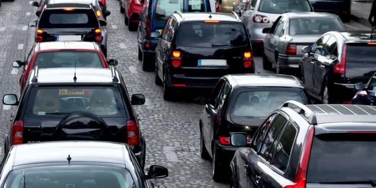 Bientôt des péages urbains à l'entrée des villes françaises?