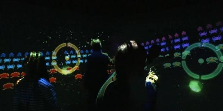 Les aliens à l'assaut de Tokyo pour les 40 ans de Space Invaders