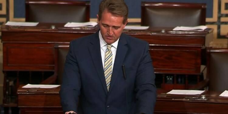 USA: un sénateur républicain accuse Trump de mensonge