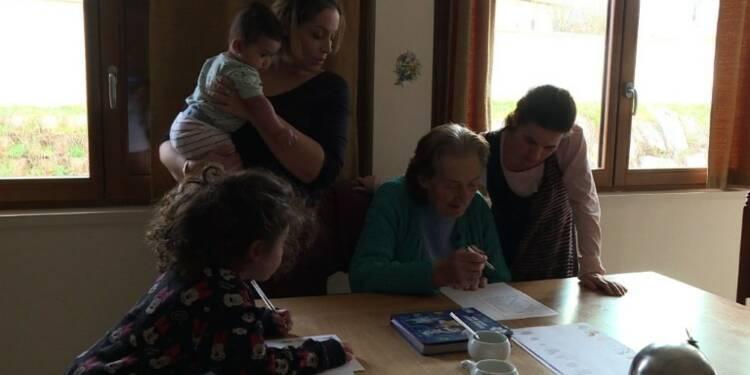 Handicap, vieillesse: la vie de famille en partage