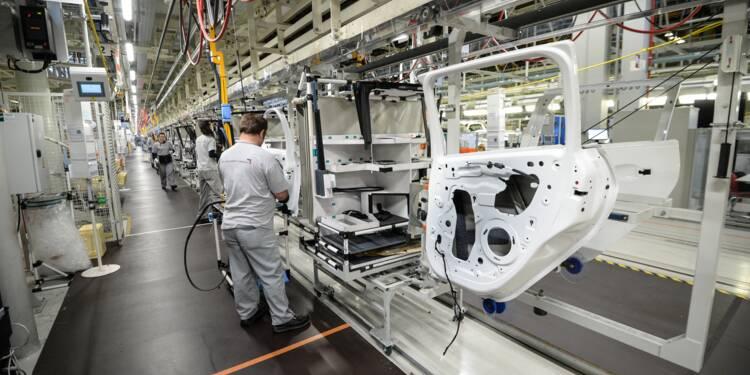 Le marché automobile français progresse de 2,2% en mars sur un an