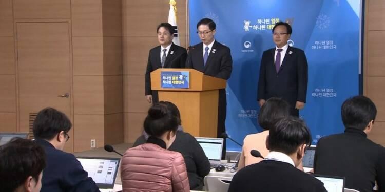 JO-2018: les Corées se rapprochent avant le sommet olympique