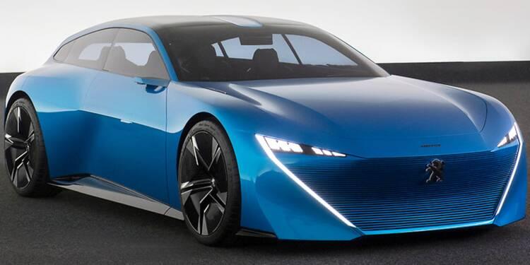 Psa Peugeot Citroen Tous Les Modeles Auront Une Version Electrique D Ici 7 Ans Capital Fr