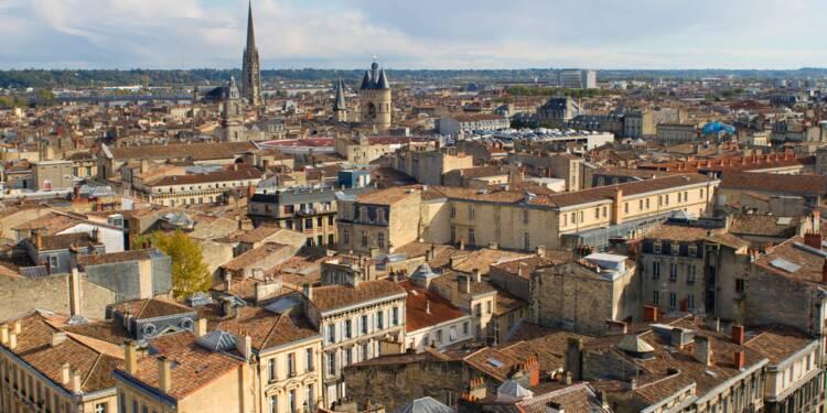 Immobilier : les prix vont-ils baisser dans les grandes villes?