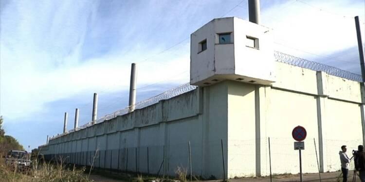 Prisons: 2 gardiens blessés en Haute-Corse