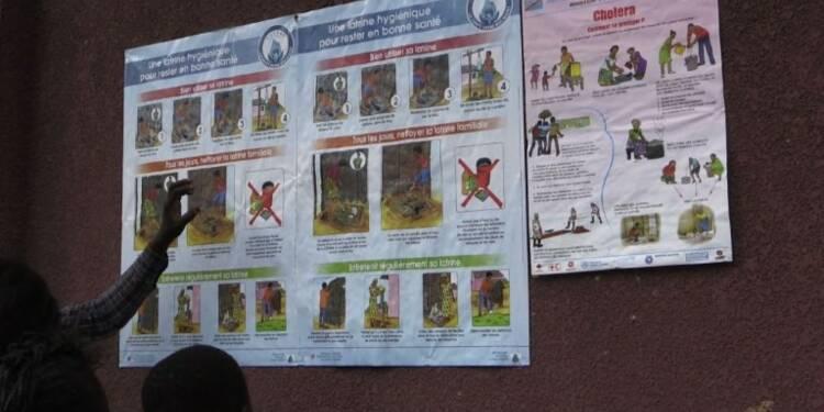 Kinshasa: mobilisation face à la grande peur du choléra