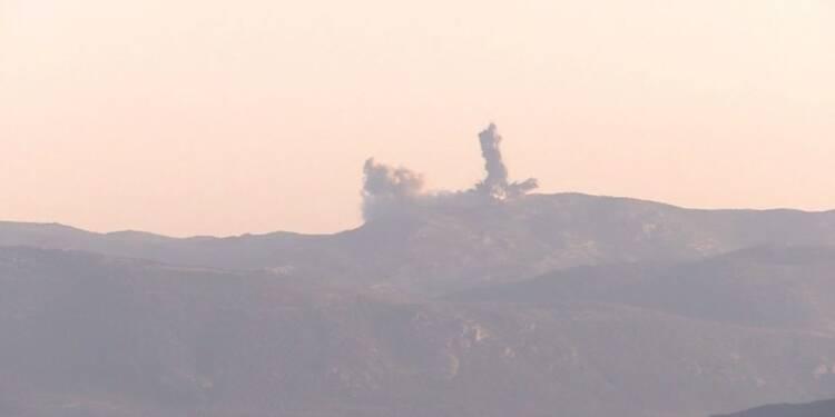La Turquie lance une offensive dans le nord de la Syrie
