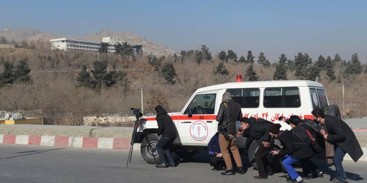"""Pour les journalistes afghans, """"la mort fait partie du métier"""""""