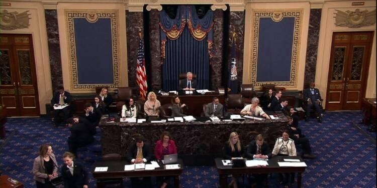 USA : compromis au Sénat, vers la réouverture du gouvernement