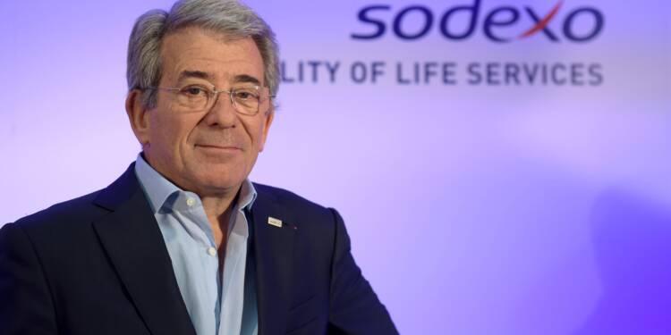 Sodexo : comme cadeau de départ à la retraite, une juteuse indemnité de non-concurrence pour le patron