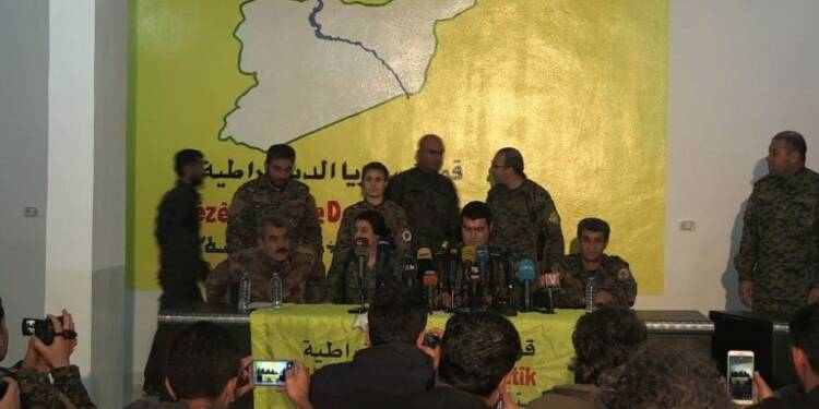 Syrie: l'offensive turque est un
