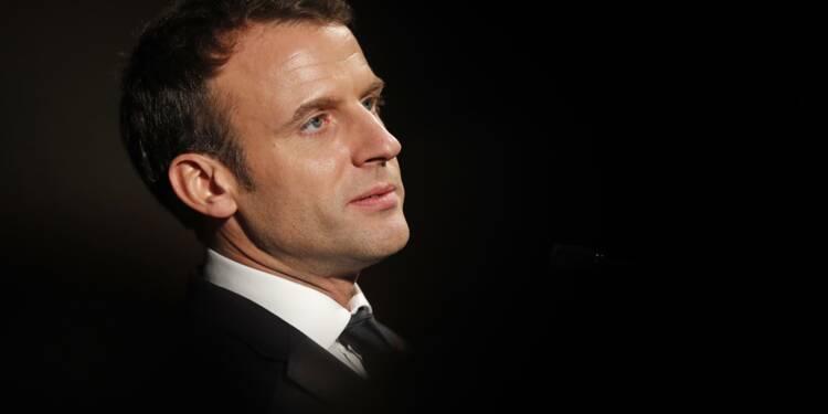 Avant Davos, Emmanuel Macron déroule le tapis rouge à 140 grands patrons