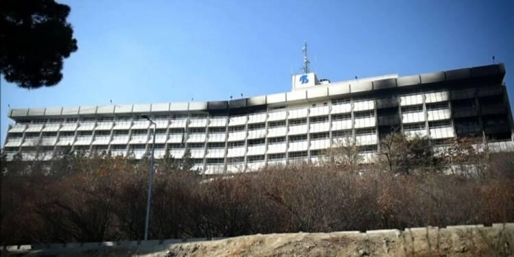Kaboul: au moins 22 morts dans l'attaque de l'hôtel
