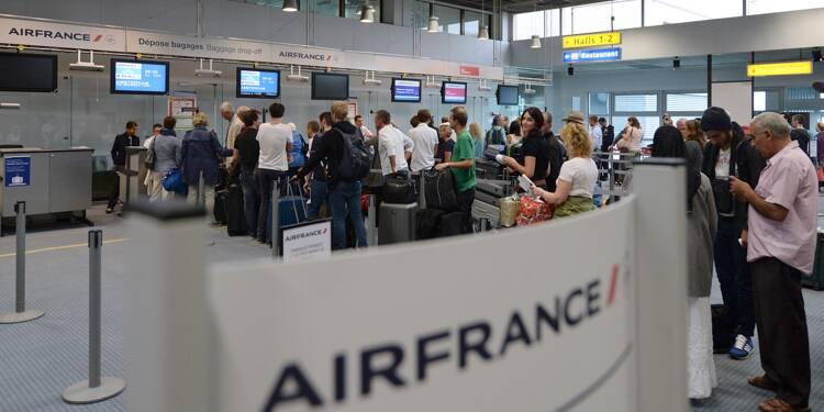 Air France ne contrôlera plus votre carte d'identité dans l'espace Schengen
