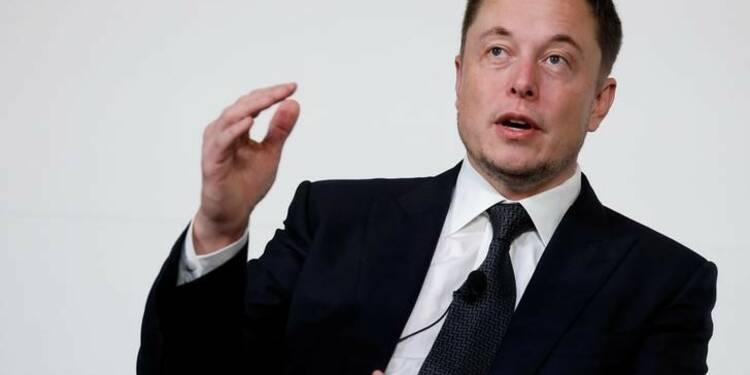 Elon Musk lie sa rémunération aux performances de Tesla !