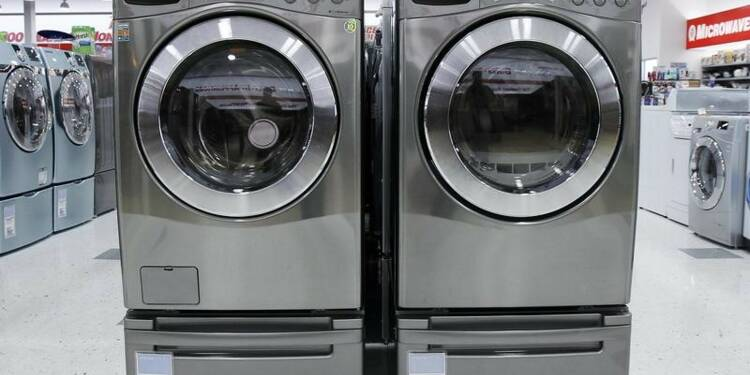 USA: Tarifs douaniers sur les lave-linge et les panneaux solaires
