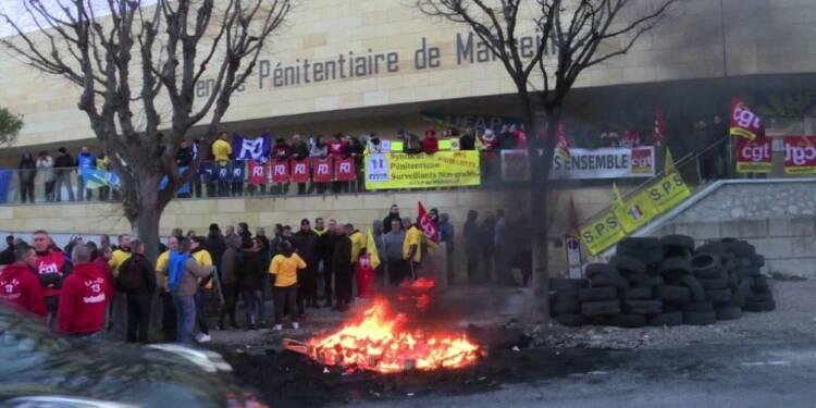 Marseille: nouveaux blocages à la prison des Baumettes