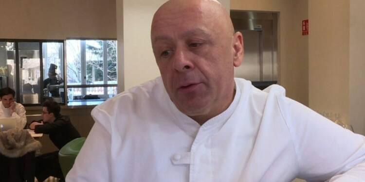 Thierry Marx, chef étoilé: Bocuse