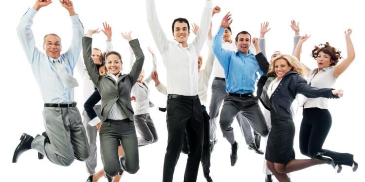 La belle reprise de l'emploi des cadres