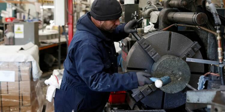 Grande-Bretagne: L'emploi à un niveau record, les salaires montent