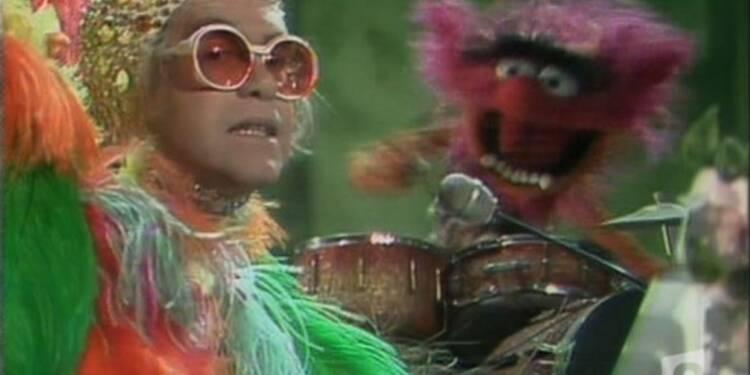 Elton John annonce une