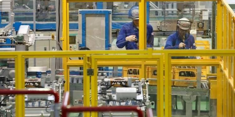 Japon: L'activité manufacturière en forte croissance en janvier
