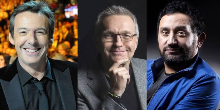 Reichmann, Ruquier, Hanouna : les animateurs les plus rentables de la télé… et ceux qui coûtent trop cher