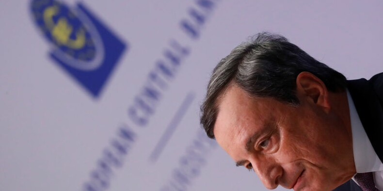 La BCE divisée sur son prochain pas, l'euro complique la donne, selon des sources