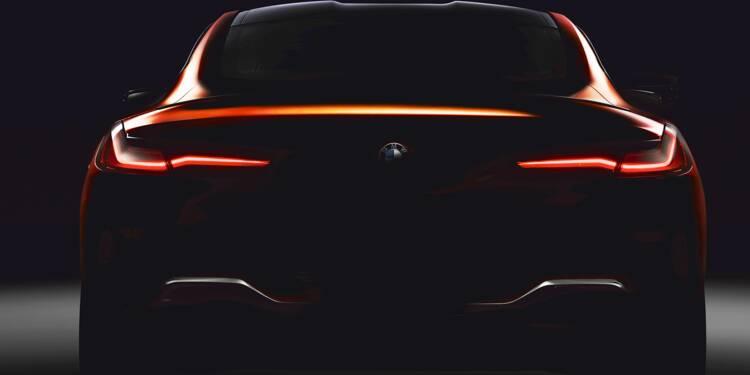 Nouvelle BMW Série 8 2018