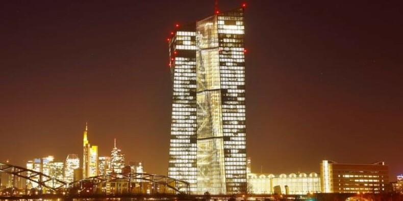 La BCE maintient sa politique et son discours sur l'assouplissement quantitatif