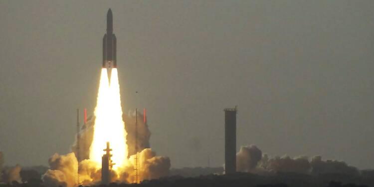 Quack d'Ariane 5 : deux satellites mis en orbite, mais pas au bon endroit!