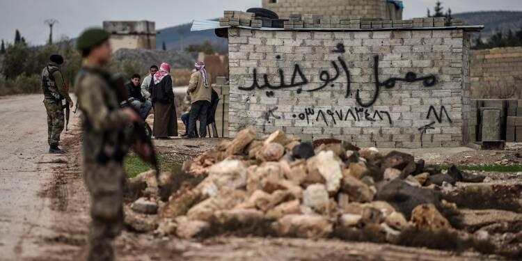 Syrie: les bombardements turcs reprennent de plus belle