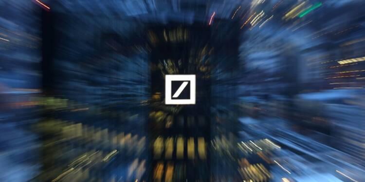 La Deutsche Bank va distribuer un milliard d'euros de bonus !