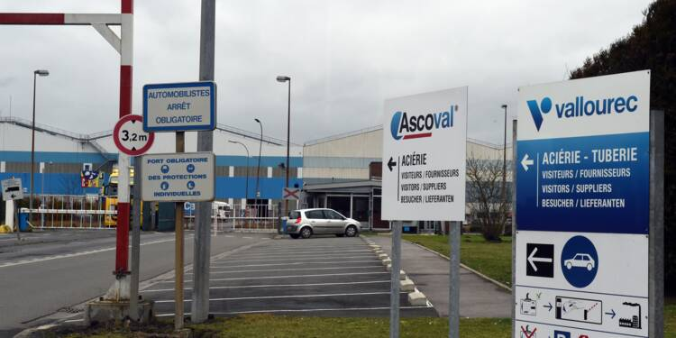 Bercy annonce un accord pour l'aciérie de Saint-Saulve, mais rien n'est joué