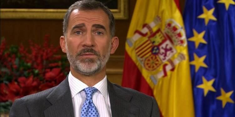 Espagne: le roi fête ses 50 ans, en pleine crise catalane
