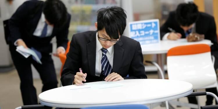 Japon: La robustesse du marché du travail va doper les salaires