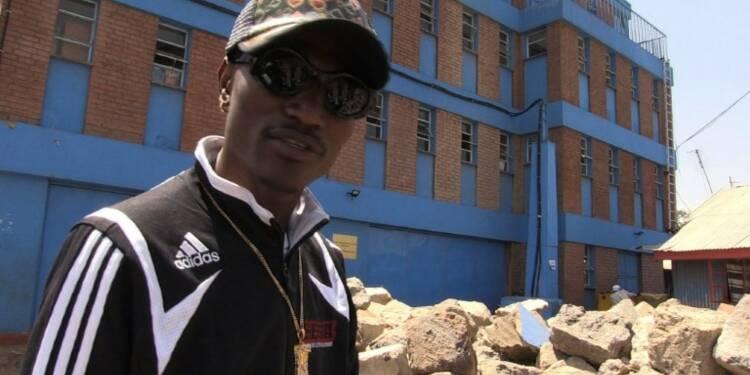 Kenya: Octopizzo, le rap et le bidonville dans la peau