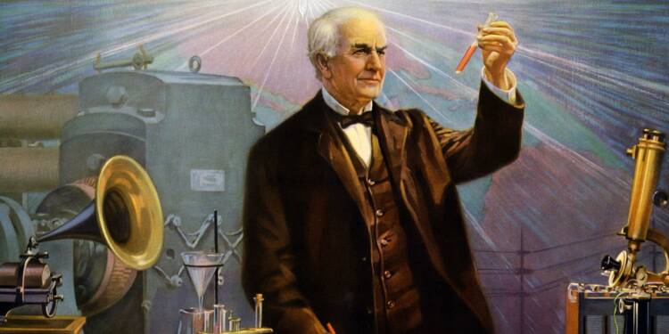 Thomas Edison : le manager aux 1.000 inventions