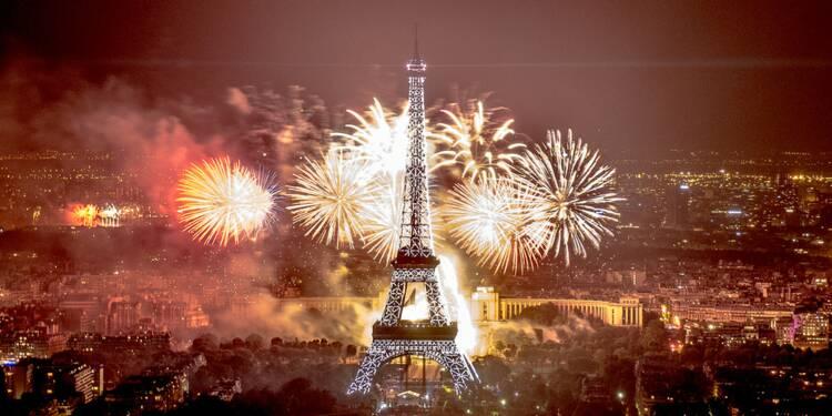 La croissance de l'économie française au plus haut depuis 6 ans en 2017 !