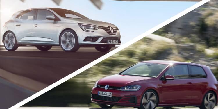 Renault vs. Volkswagen : qui est vraiment le premier constructeur mondial?