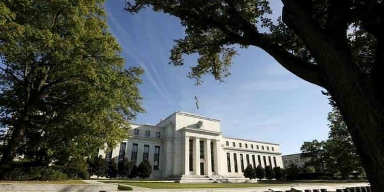 Gare à la hausse de l'inflation, avertit la banque centrale américaine